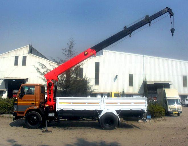 Crane Mounted Cargo Bodies