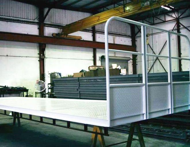 Platform for Trucks