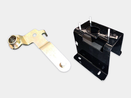 Select Lever And Support Gear Control